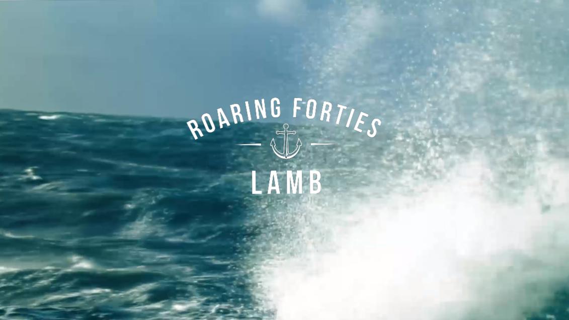 Roaring Forties Lamb