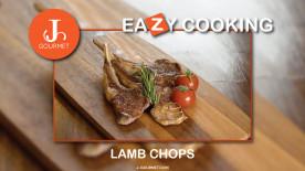 Lamb Chops ย่างเนื้อซี่โครงแกะให้อร่อย ทำง่ายกว่าที่คิด (VDO Clip)