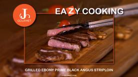 Ebony Prime Black Angus Striploin คือความดีงามที่เจคัดสรรมาอย่างดีสำหรับสายเนื้อโดยเฉพาะ (VDO Clip)