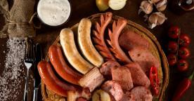 Homemade German Sausage ไส้กรอกเยอรมัน สูตรลับสไตล์โฮมเมด อร่อย เด็ดกว่าที่เคยสัมผัส