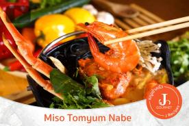 Miso Tomyum Nabe [เมนูเข้าครัว VDO Pasta Lover]