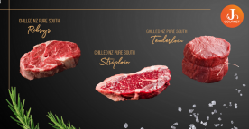 Pure South Beef สัมผัสกลิ่นและรสชาติเข้มข้น บวกกับเทกเจอร์ของเนื้อมาครบ [VDO]