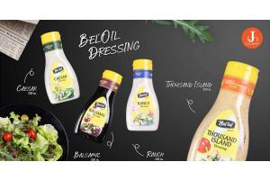 อยู่ดี กินดี สไตล์เจ Bel'Oil Dressing เบล'ออยล์ น้ำสลัดยอดนิยมจากประเทศเบลเยียม