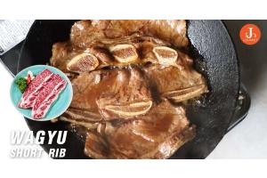 Wagyu Short Rib เนื้อซี่โครงวากิวแสนนุ่ม ยิ่งย่าง ยิ่งฉ่ำ [เมนูเข้าครัว VDO คนรักเนื้อ]